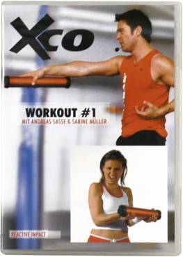 XCO DVD Trainingsvideo Workout 1