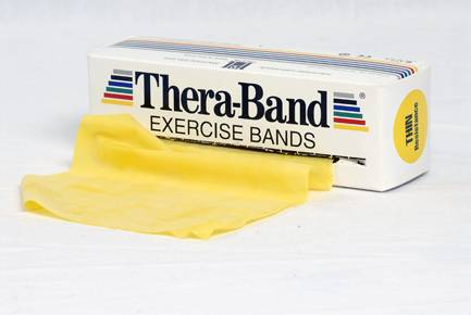 Thera-Band Übungsband 1,5m Gelb