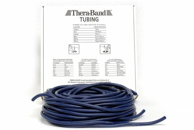 Thera-Band Tubing Blau 30,5 m
