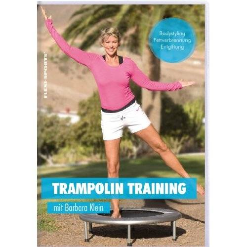 Flexi-Sports DVD Trampolin Training