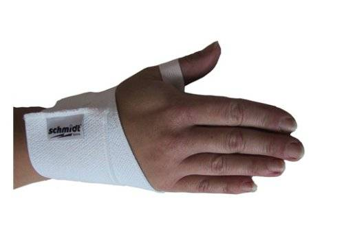 Deuser Sports Thermo Plus Handgelenkschützer