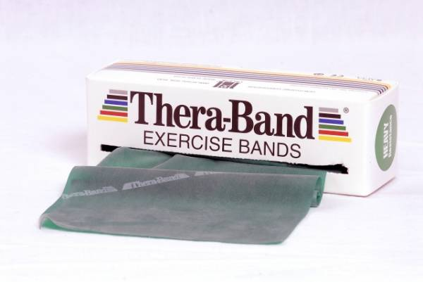 Thera-Band Übungsband 10,0m Grün