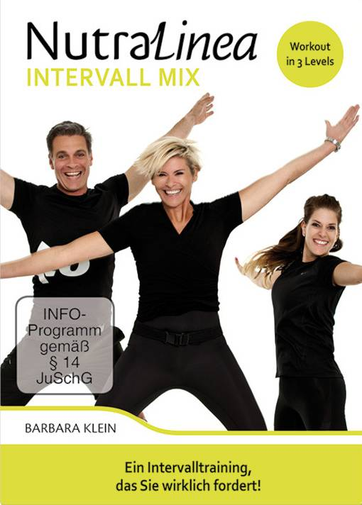 Flexi-Sports DVD NutraLinea Intervall Mix