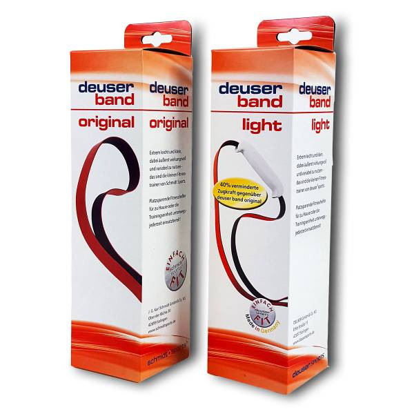 Deuser Band Set (Original & Light)