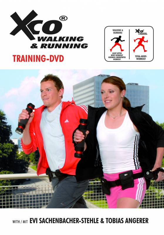XCO DVD Walking and Running
