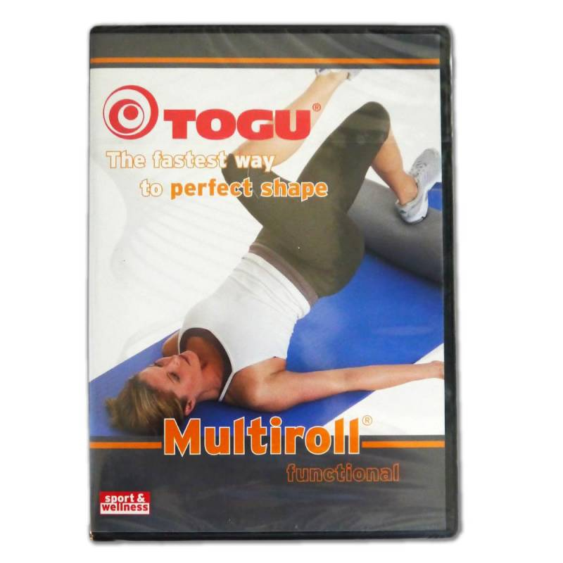 TOGU DVD Perfect Shape Multiroll