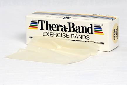 Thera-Band Übungsband 5,5m Beige´´